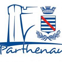 LOGO de la Ville de Parthenay (Vectoriel) CMJN